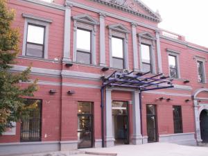 Centro Cultural Recoleta, jonka tiloissa LIPM toimi